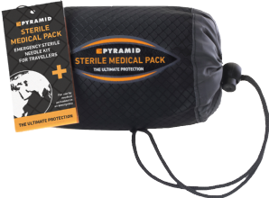 Sterile Medical Pack + Giving Set - First Aid